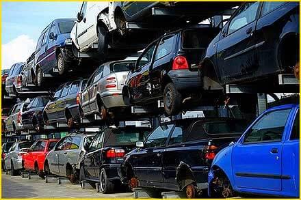 Scrap Car Removal Toronto Info